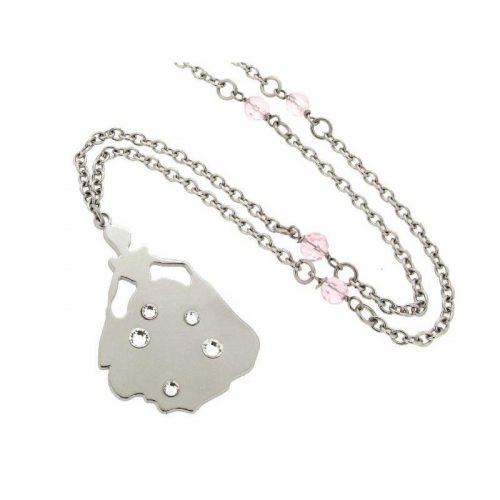 Stainless Steel Princess Necklace