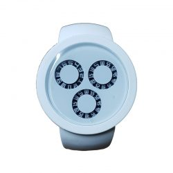 White Starpy Watch with OoO Face
