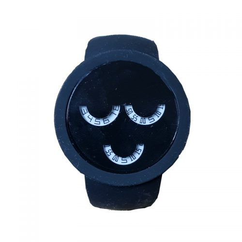 Black Starpy Watch with UuU Face