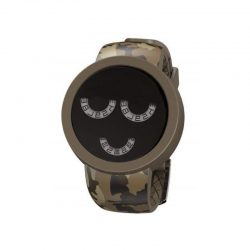 Brown Camo Starpy Watch with UuU Face