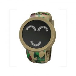 Fashion Camo Starpy Watch with NuN Face