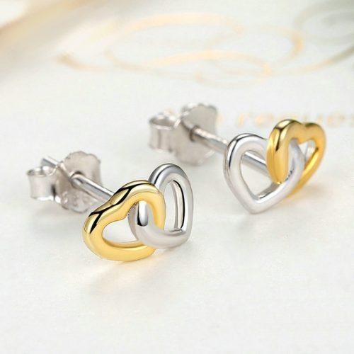 United in Love Earrings