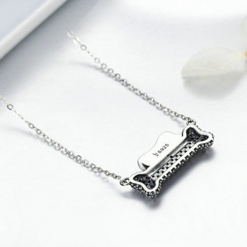 Doggy's Dream with Bone Pendant Necklace