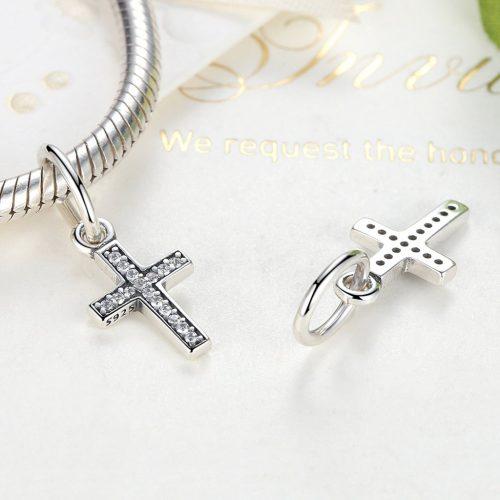 Faith Cross Charm