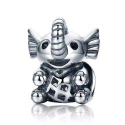 Elephant Charm Bead
