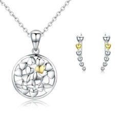 Love Forever Heart Jewellery Set