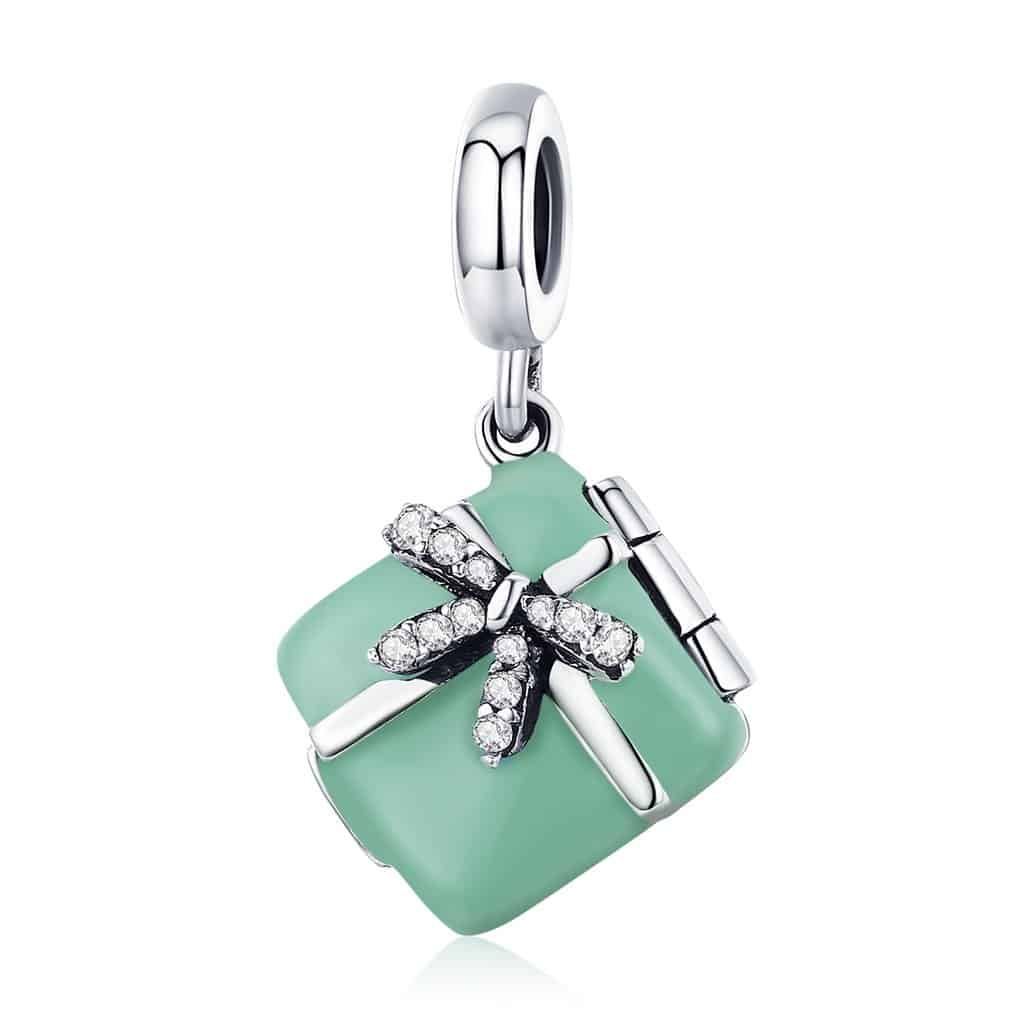 Candy Box with Bow Charm