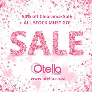 Otella 50% off Jewellery Clearance Sale