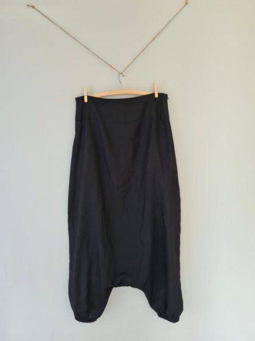 Linen Harem Pants