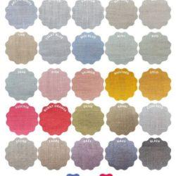 Otella Linen Colour Palette
